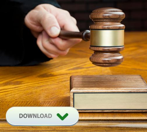 NICHOLSON JUDGEMENT